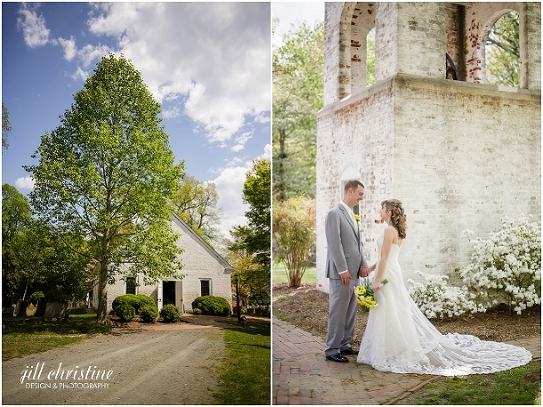 Vendor Feature Southern Maryland Weddings Jill Christine Design Amp Photography