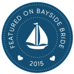 Featured on Bayside Bride