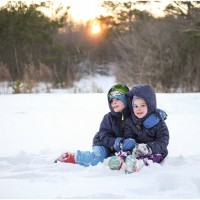 Southern Maryland winter photography