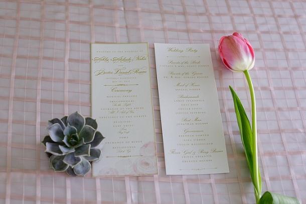 planning a spring wedding