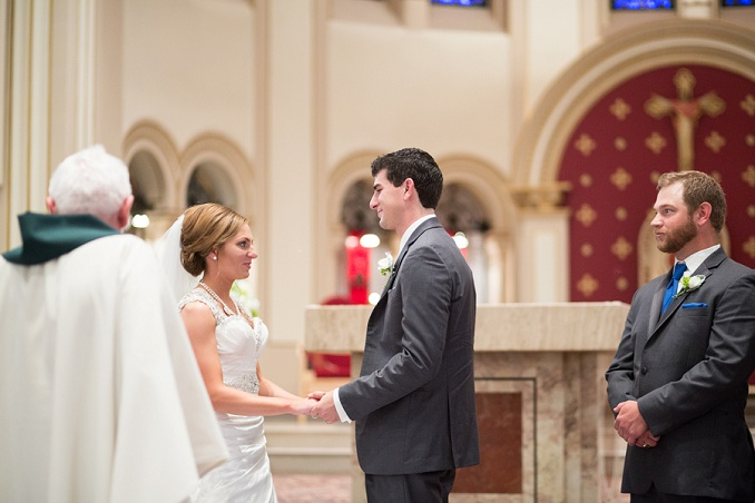 what to ask your church about wedding day photography