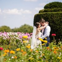 Sotterley Wedding plantation