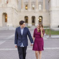 Washington DC engagement