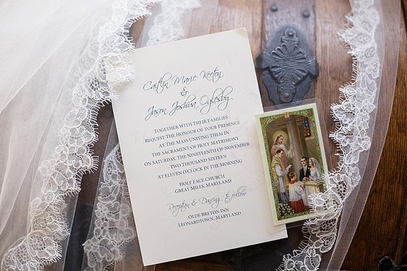 Olde Breton Inn wedding