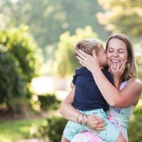 Woodlawn farm family session