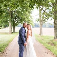 Charles County wedding