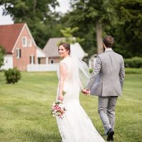 Sotterley Plantation wedding