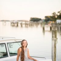 Southern Maryland Senior Portraits