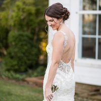 Southern Maryland bridal portrait session