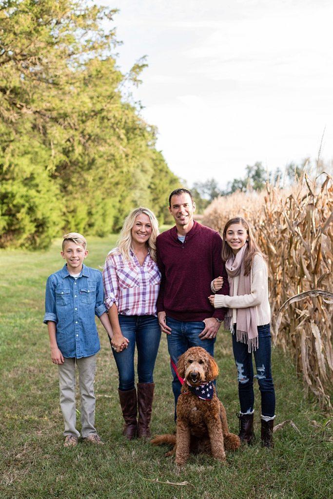 Jefferson Patterson Park family pictures