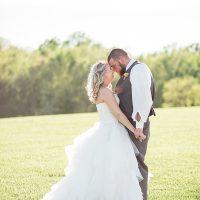 The Belmont Farm wedding