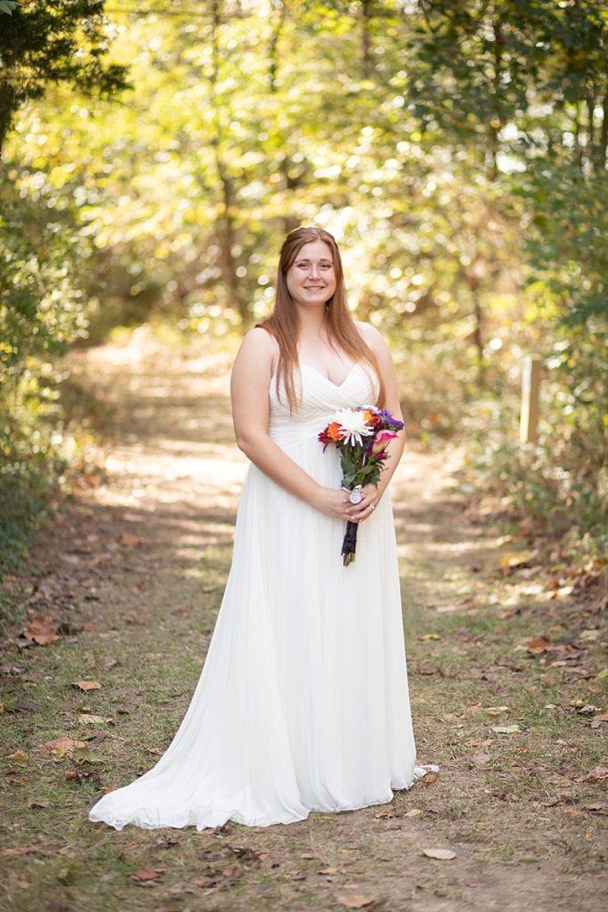 Greenwell State Park wedding